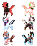 125 p. Canine Adopts 2/6 OPEN by Vexnust