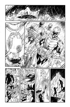 AQUAMAN Issue 13 Page 09