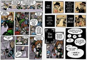 RE GenderBent Adventures 25+26 by Raax-theIceWarrior