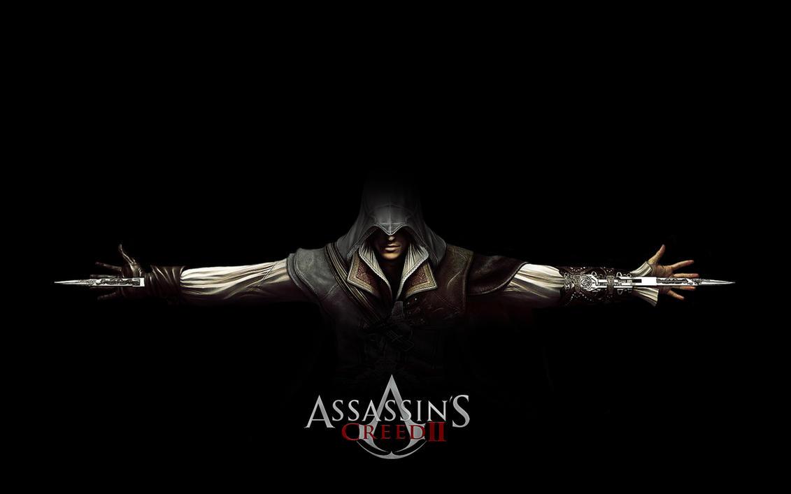 Assassins Creed 2 Ezio Black by b4ttery