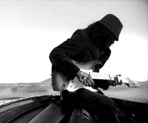John frusciante tribal tattoo