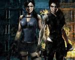 Lara and Doppelganger 2