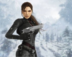 Tomb Raider: Sacred Valley by Halli-well