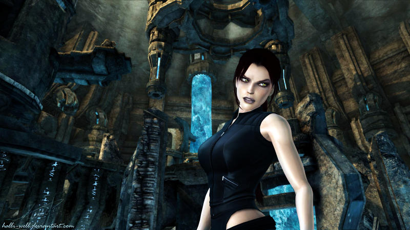 Tomb Raider Desert Outfit by legendg85 on DeviantArt
