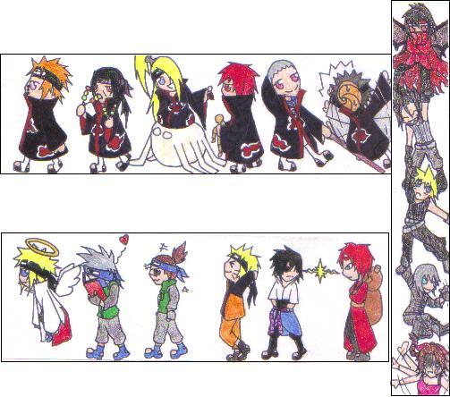 Naruto Final Fantasy By Dark Naruko