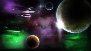 Deep Space First