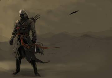 assassin by ivanshark