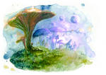 Kingdom of fungi by ShadowOfLightt