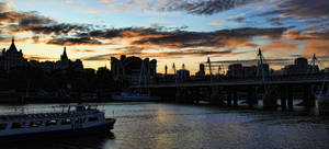 Londres HDR by d3lf