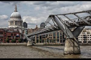 London St Pauls by d3lf