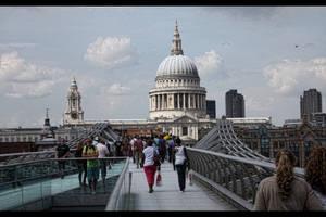 London St Pauls II by d3lf