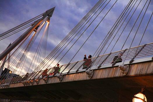 Jubilee Bridge Southbank