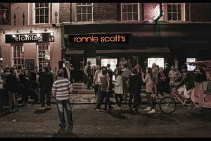 Ronnie Scotts II by d3lf