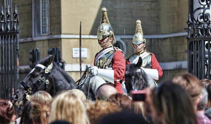 Horseguards - addition I