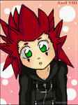 Chibi Axel by Romantic