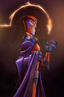 Magneto Colors by frogbillgo