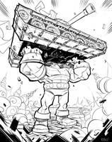 Juggernaut by frogbillgo