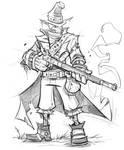Sacred Seasons 2 Gunner