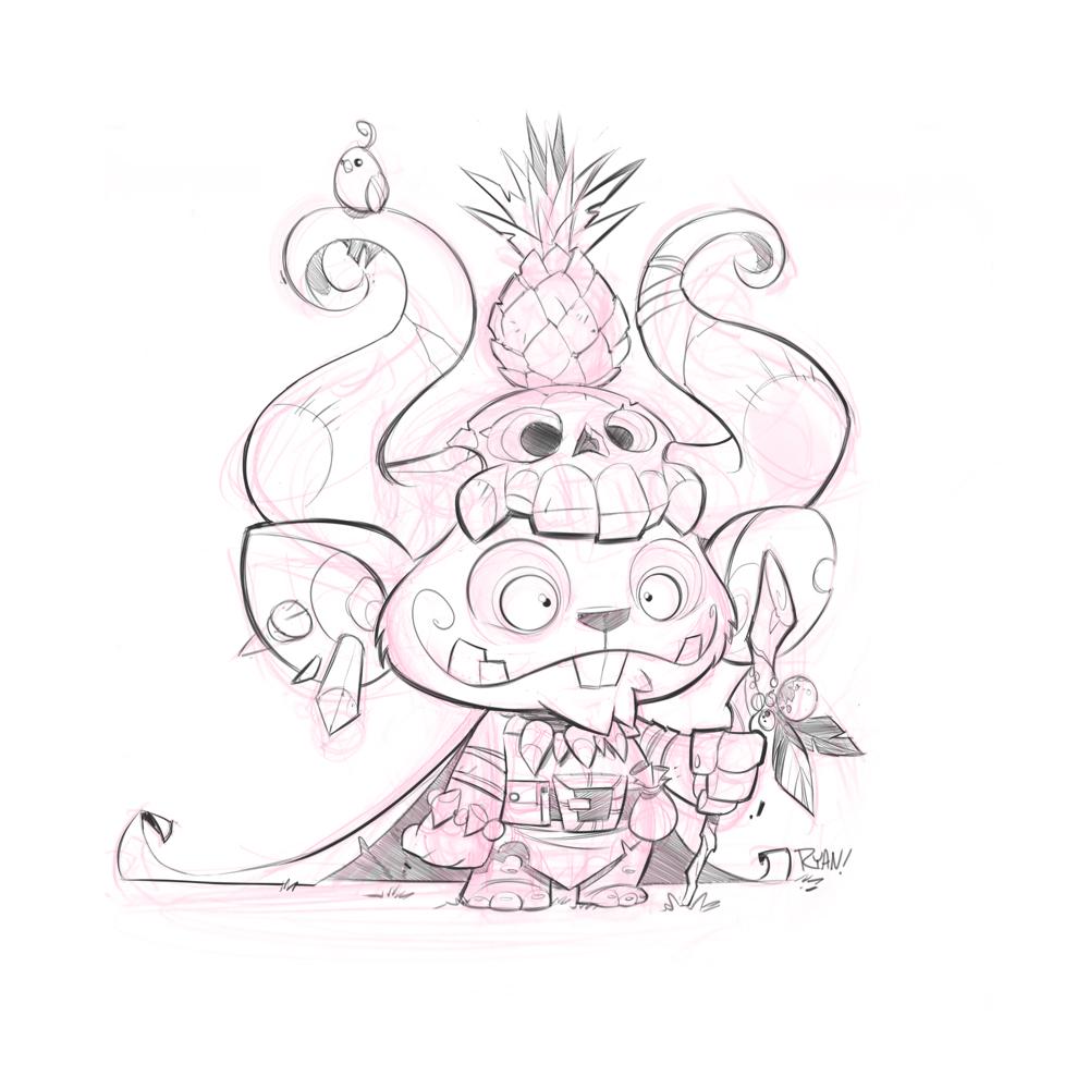 Rascal Shaman by frogbillgo