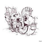 Monster Wagon