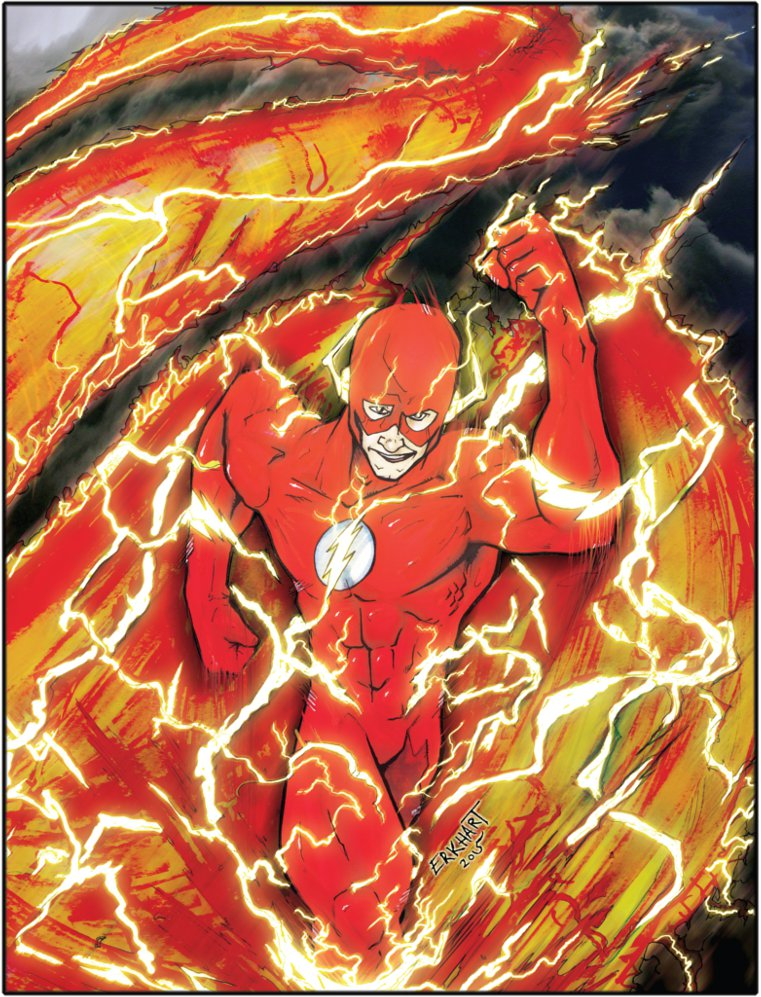2015 Flash by erkhart