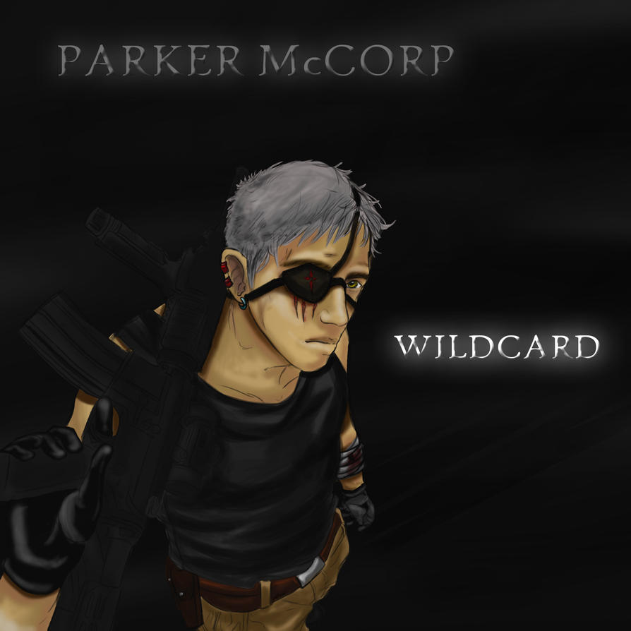 Concept Art - Parker McCorp by iggyt14