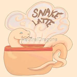 Snake latte