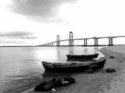Ro Paran ~ Corrientes ~Ctes by Emmaclaps