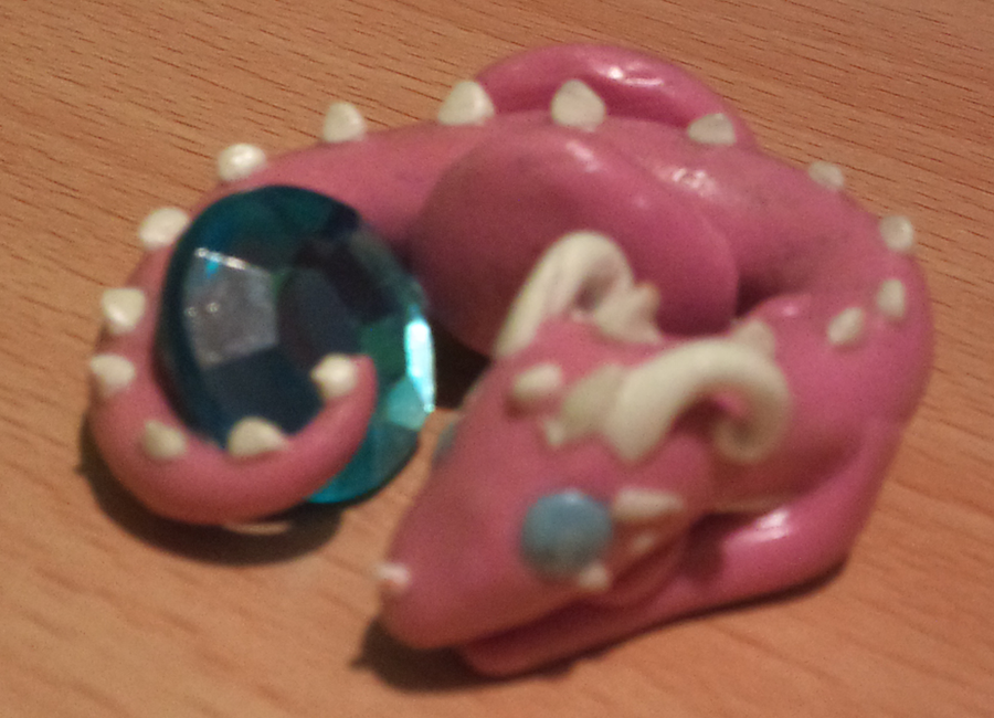 Pink! by spiralingdragon
