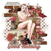 Dougherty - Good Morning by CreativeDesignOutlet