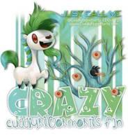 Crazy Cuddly Rigor Mortis Fan by CreativeDesignOutlet