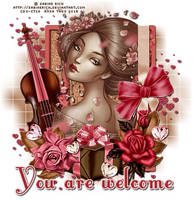 Rich - You Are Welcome by CreativeDesignOutlet