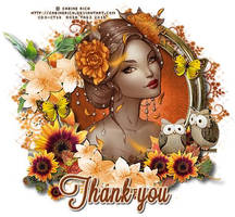 Rich - Thank You by CreativeDesignOutlet
