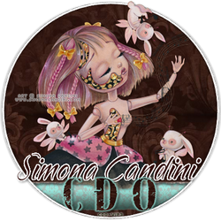 CDO Artist Of The Month August is Simona Candini!