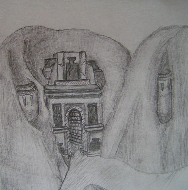Gates of Ironforge by Ezeras
