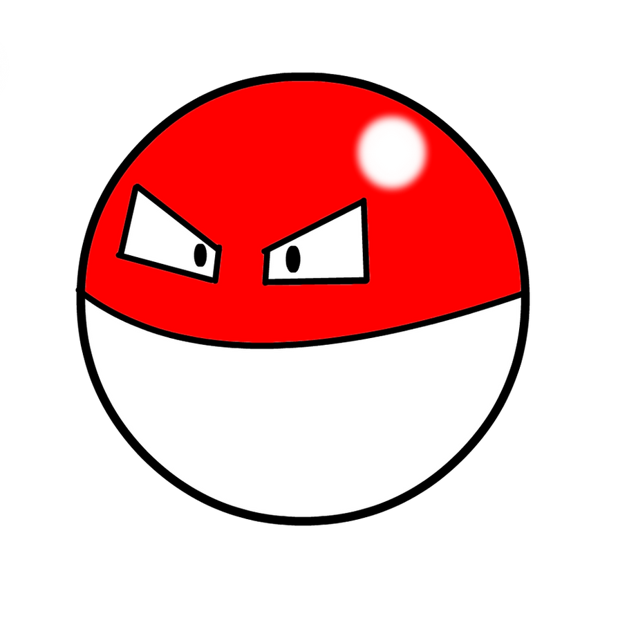 Voltorb Pokemon Ball Images