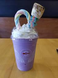 Ube Milkshake by Gemstrike