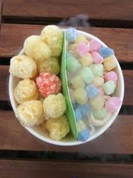 Ice Cream Rolls, Rainbow Mochi, and Nitro-Crackers by Gemstrike