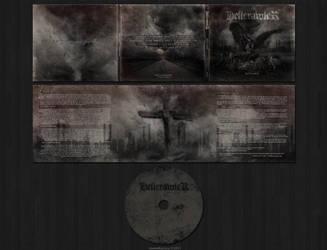 Hellcrawler CD Package by shadedfactory