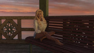 19012] Pier Enjoyment by WOW-Creations