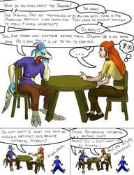 elder scrolls comic page 5 by elderscrollsclub