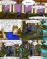 elder scrolls comic 6 by elderscrollsclub