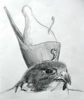 Horus by Fiddlemoose
