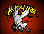 Maxime promo art