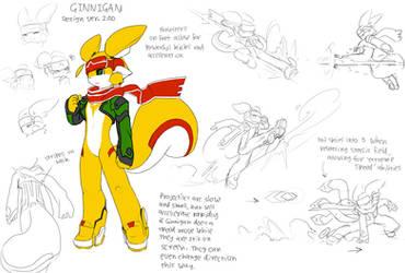 Ginnigan concept 2 - not final