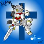 CF concept: Blanc
