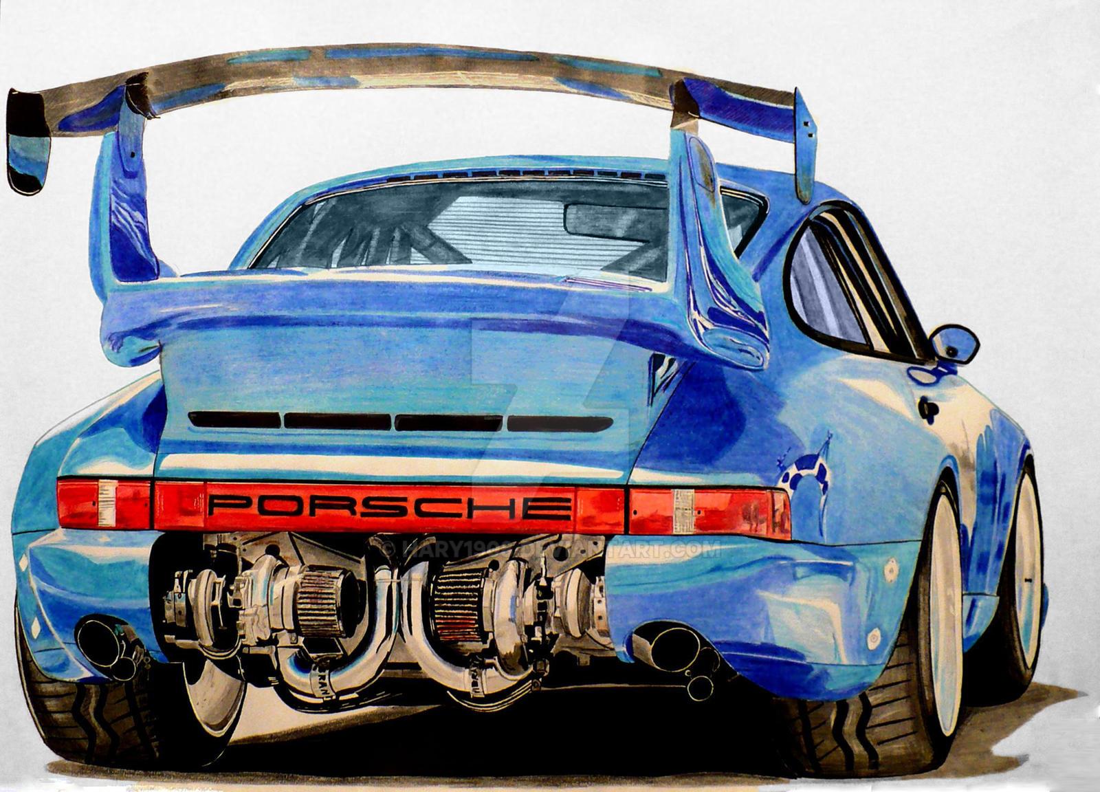 2017 porsche 911 turbo wallpaper