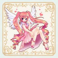 Heart Angel by tickledpinky
