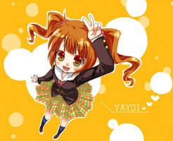 Yayoi by tickledpinky