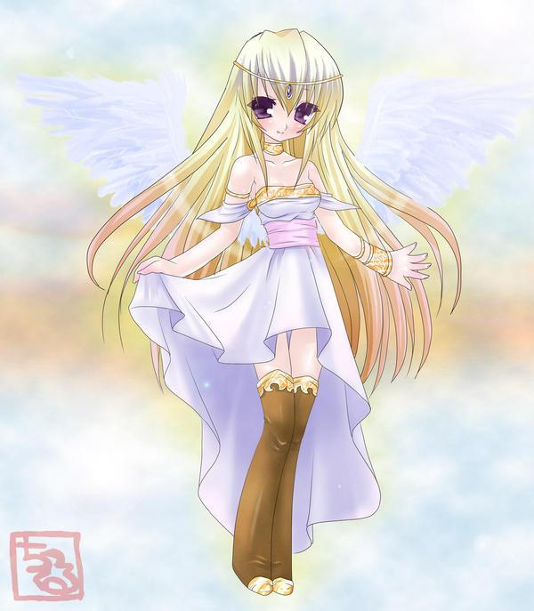 anime angel and demon. anime angel and demon.